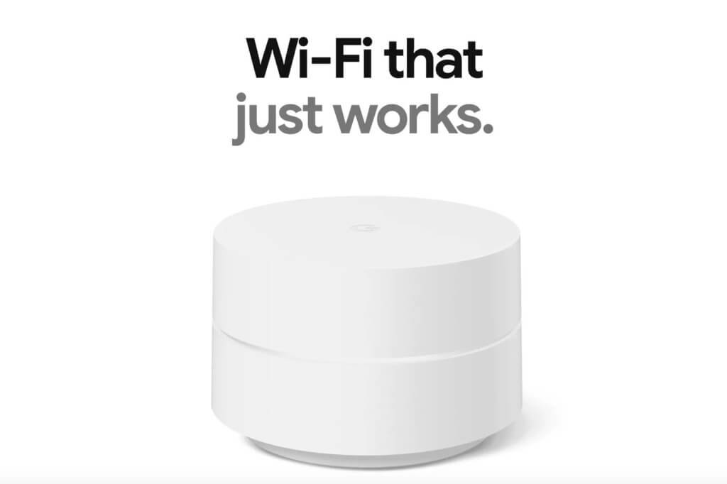 Router Google Wi-Fi